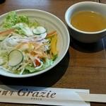 34722757 - サラダ&スープ