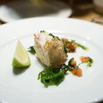 チニャーレエノテカ - 毛蟹のサラダ