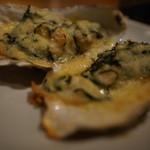 ソルプレッサ オイスターバー アンド グリル - 牡蠣グラタン