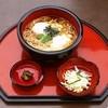 Hikarian - 料理写真:とろ玉うーめん 700円