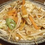34726263 - 激うま野菜炒め