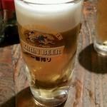 34726276 - 生ビール