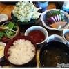 海鮮茶屋末廣 - 料理写真:ぶり刺身定食