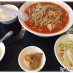 みん - 味噌ラーメン(ランチ)