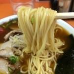 まいど - 麺は中太ストレート、間違いなく播州系