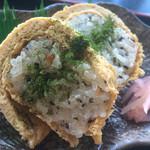 34727955 - お茶入り稲荷寿司
