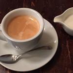 34728253 - ランチに付いてくるコーヒー