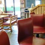 丸山食堂 - きちんと片付いた店内