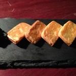 34728556 - 燻製チーズ これ絶品!