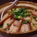 逸品火鍋 - 黄花菜蒸碗肉