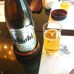 34729150 - アサヒの中瓶
