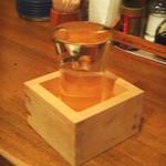 スタンディング 8オンス - 大雪渓 樽酒