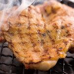 益正食堂 - 鶏-地鶏焼き