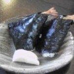 こふじもち 横川店 - これまた美味な天むす