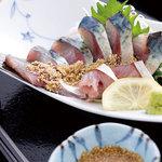 益正食堂 - 鮮魚-ゴマサバ