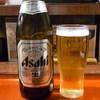 案山子 - ドリンク写真:ビール中瓶¥500(税別) 生中も¥500☆♪
