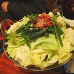 招福 - 明太もつ鍋