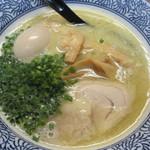 麺屋 双葉 - 鶏白湯らーめん