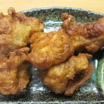 麺屋 双葉 - 唐揚げ