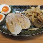 麺屋 双葉 - おつまみ