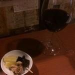 ノラ - ワインとお通し