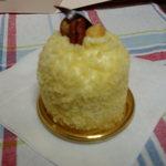 創作洋菓子 モンペリエ - フレッシュ・カマンベール 400円