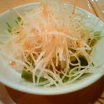 3474078 - 和風ドレッシングのサラダ