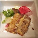 ココチ - 豚バラ肉のソテー