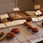 クロア - 色々な種類のパン!!(*≧∀≦*)