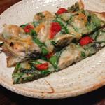 ソウル - 牡蠣チヂミ
