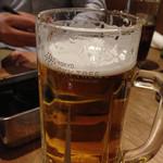 34744136 - 生ビール(スカイツリージョッキで)