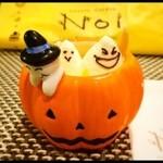NOI - おばけのかぼちゃプリン ¥330