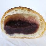 ブランジュリ P&B - 料理写真:あんこフランス