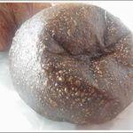 34747393 - 黒豆ほうじ茶クリームパン papiちゃんお買い上げのパン