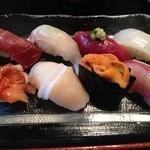 蛇乃目鮨 - 上寿司