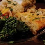 ソローノ - 前菜5種盛り