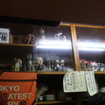 リッチなカレーの店 アサノ - 狭い店内」