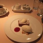 ハシモト - デザートとコーヒー