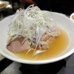 酒菜や まつ - 豚タン柔やわらか煮
