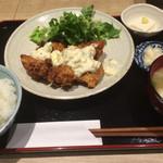 34749759 - マヨタク鶏南蛮定食