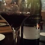 肉バル NORICHANG - 飲み放題のワインではありません…