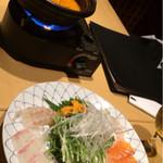 うにしゃぶ 寿司割烹 はながこい -