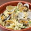 Bihotza - 料理写真:バスク風アサリご飯