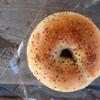 柿屋ベーグル - 料理写真:ブラックペッパークリームチーズ