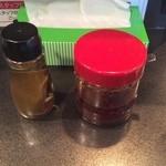 34754244 - 昆布酢とラー油