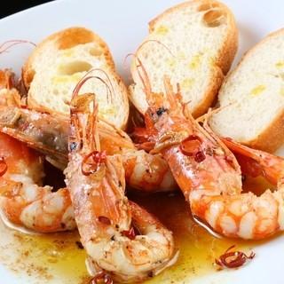 本格スペイン料理が楽しめる♪