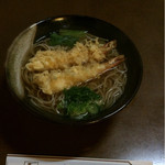 34756525 - 天ぷら蕎麦