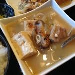 まるふく - 肉豆腐
