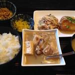 まるふく - 日替りサービスランチ(850円)