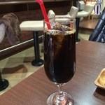 スパチー - アイスコーヒー